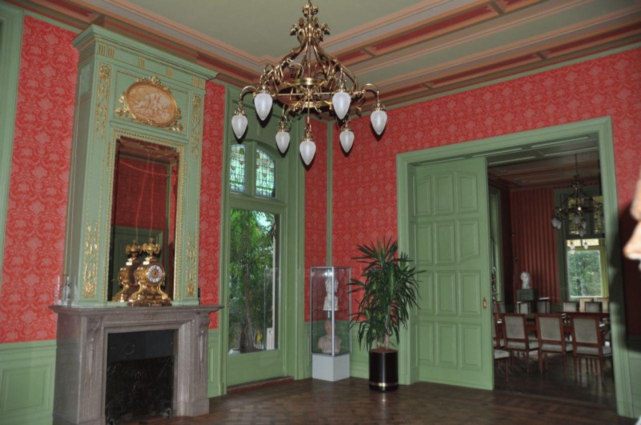 Artnouveau villa RamsWoerthe Steenwijk - Art Decor