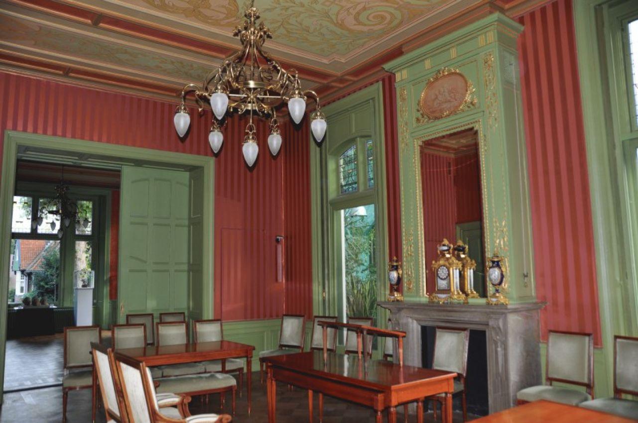 Monumentale panden   jugendstil villa ramswoerthe steenwijk   art ...