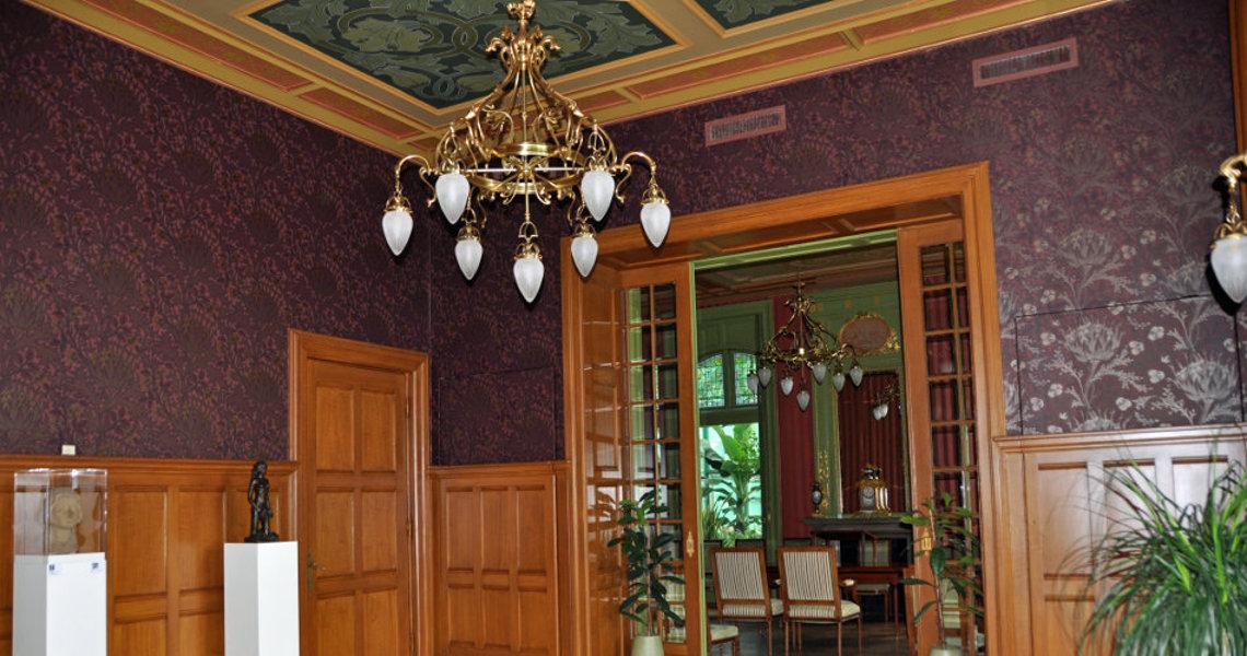 art decor restauratie conservatie historisch binnenruimte villa ramswoerthe steenwijk