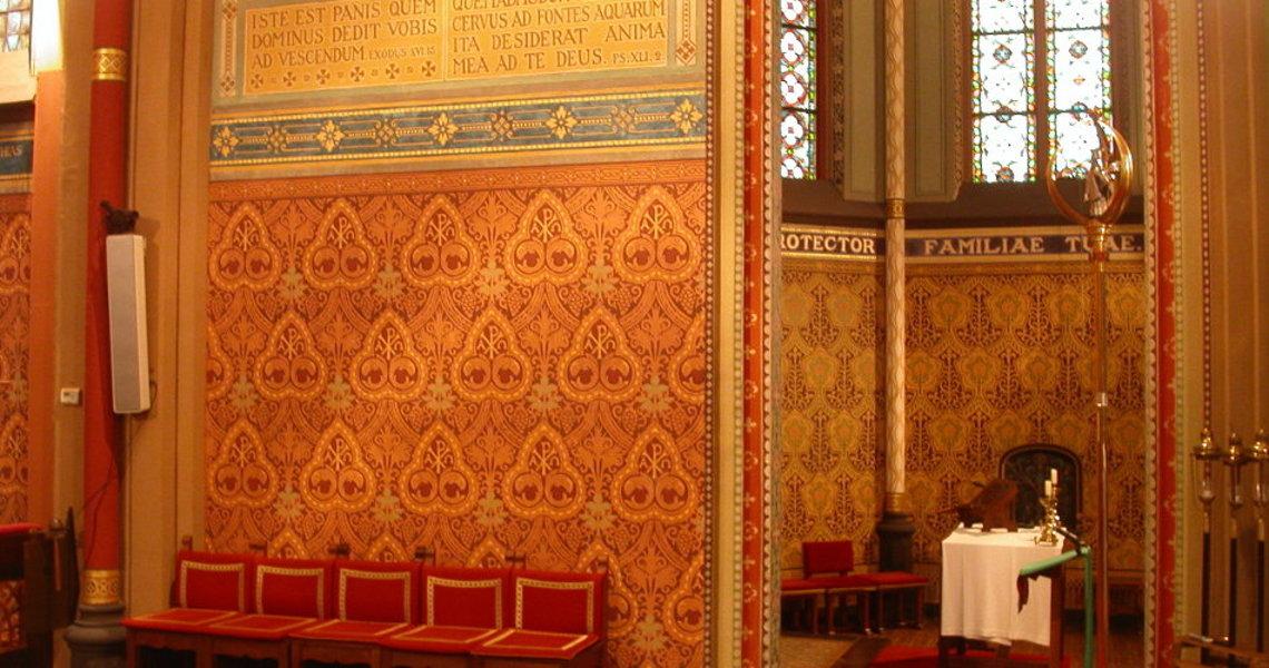 art decor restauratie conservatie historisch interieur lambertuskerk hengelo