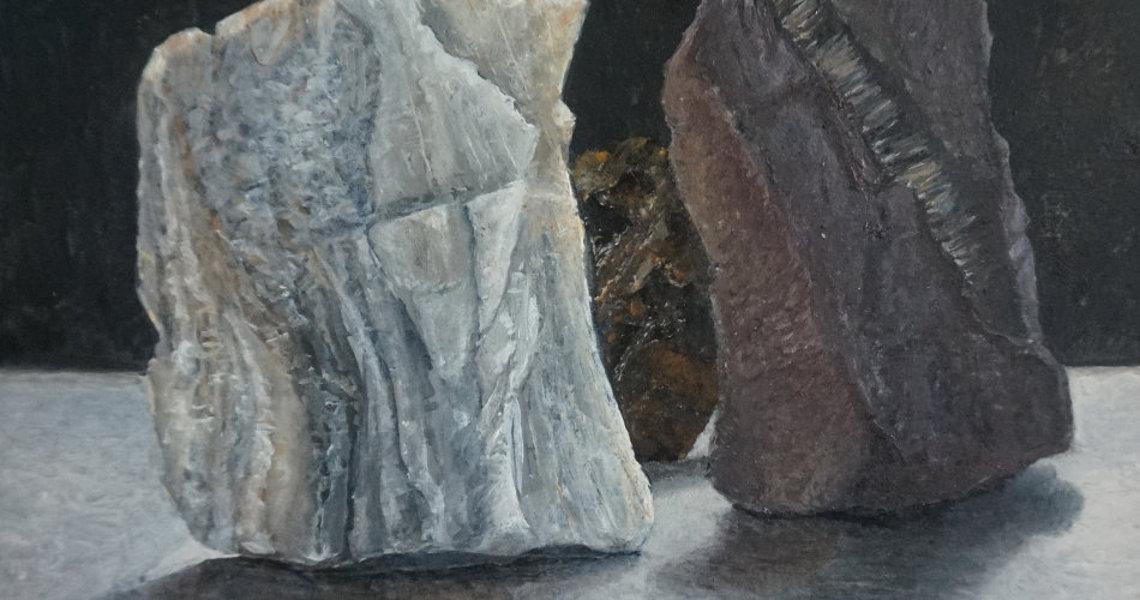 randolph algera schilderijen marmer of steen
